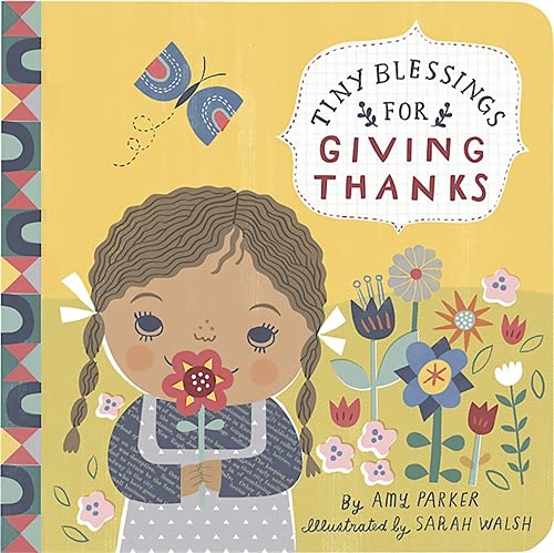 Tiny Blessings: For Giving Thanks (large trim)