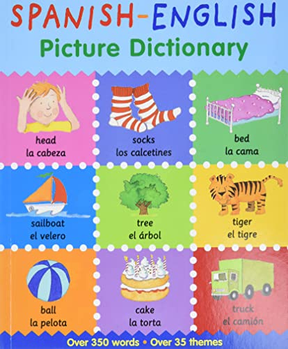 Spanish-English Picture Dictionary