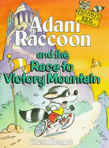 Adam Raccoon and the Race to Victory Mountain (Paperback)
