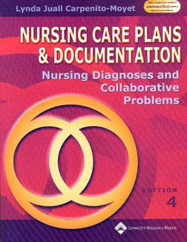 Nursing Care Plans and Documentation
