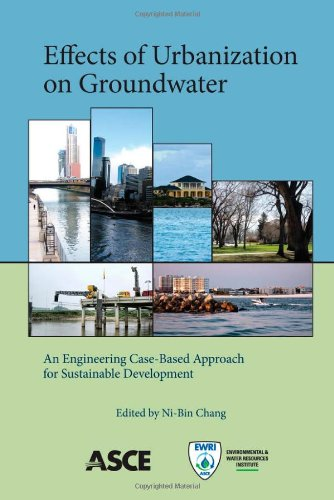 The Effects of Urbanization on Groundwater