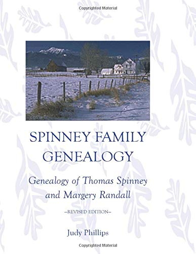 Spinney Family Genealogy