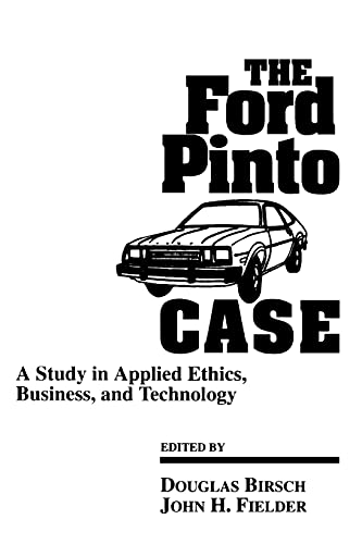 Ford Pinto Case, The