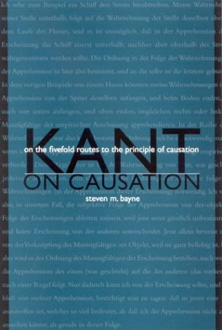 Kant on Causation