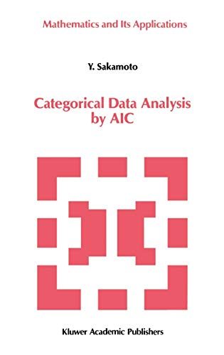 Categorical Data Analysis by AIC