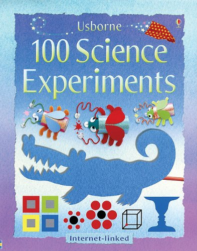 Usborne 100 Science Experiments