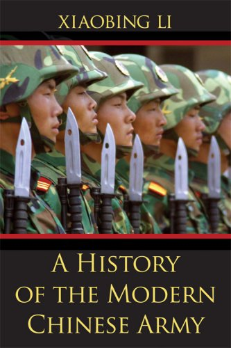 A History of the Modern Chinese Army