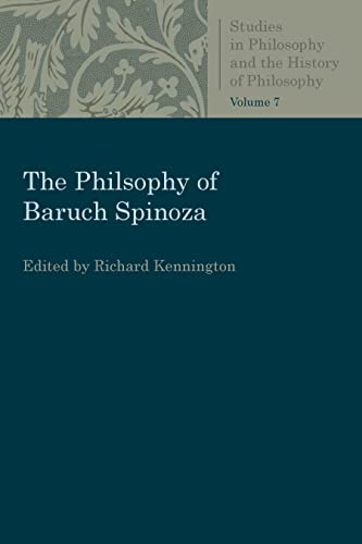 The Philosophy of Baruch Spinoza