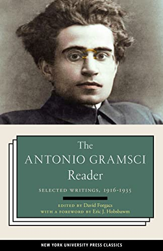 The Antonio Gramsci Reader