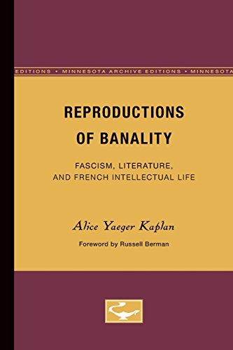 Reproductions of Banality