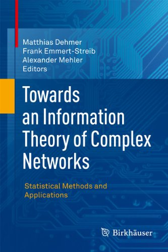 Towards an Information Theory of Complex Networks