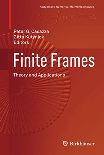 Finite Frames