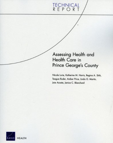 Assessing Health and Health Care in Prince George's County