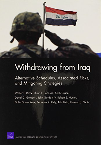 Withdrawing from Iraq