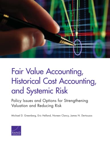 Fair Value Accounting, Historical Cost Accounting, and Systemic Risk