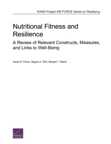 Nutritional Fitness and Resilience