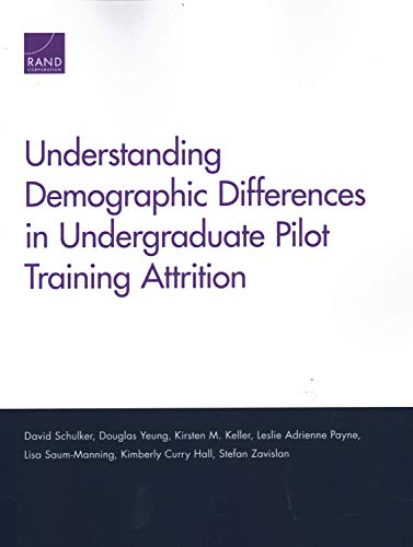 Understanding Demographic Differences in Undergraduate Pilot Training Attrition
