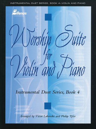 Worship Suite for Violin and Piano