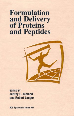 Formulation and Delivery of Proteins and Peptides