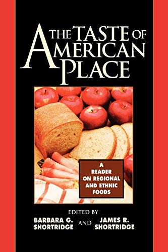 The Taste of American Place