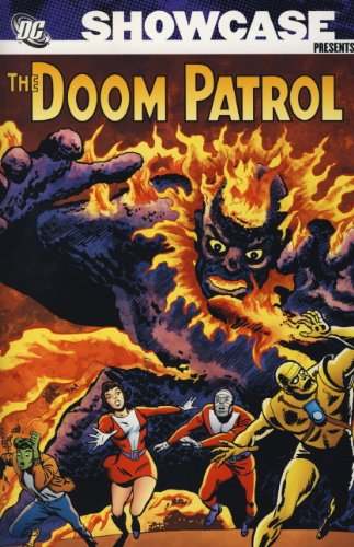 Showcase Presents: Doom Patrol v. 2
