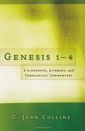 Genesis 1-4: A Linguistic, Literary, and Theological Comment
