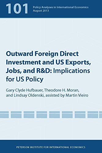 Outward Foreign Direct Investment and US Exports - Implications for US Policy
