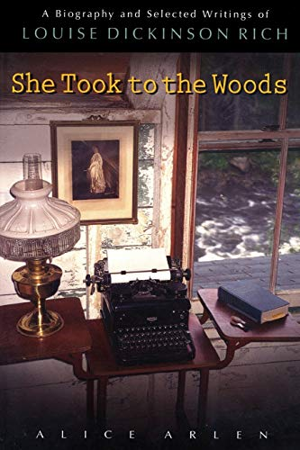 She Took to the Woods