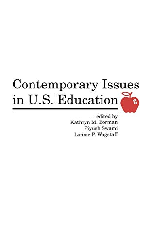 Contemporary Issues in U.S. Education