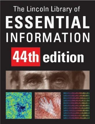 The Lincoln Library of Esential Information