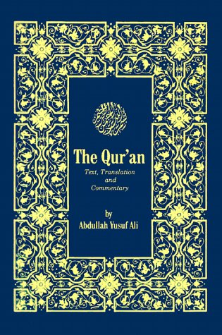 The The The The Qur'an The Qur'an The Qur'an The Qur'an: With Text, Translation and Commentary With Text, Translation and Commentary With Text, Translation and Commentary With Text, Translation and Commentary