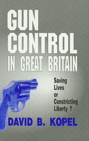 Gun Control in Great Britian