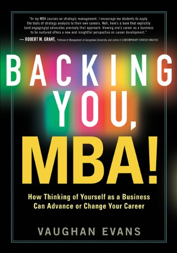 Backing You, MBA!