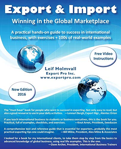 Export & Import - Winning in the Global Marketplace