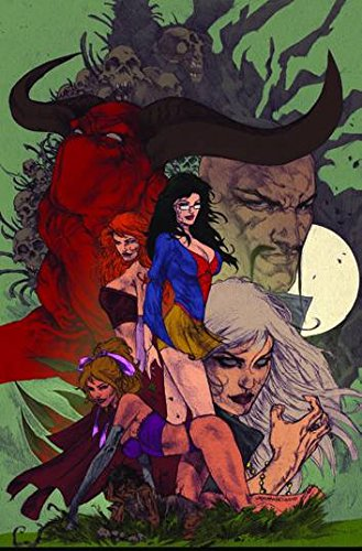 Grimm Fairy Tales Volume 8