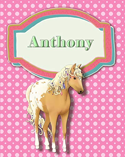 Handwriting and Illustration Story Paper 120 Pages Anthony