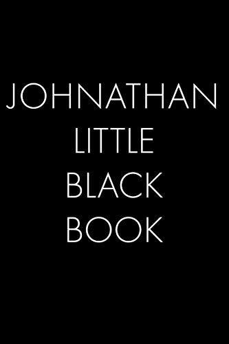 Johnathan's Little Black Book