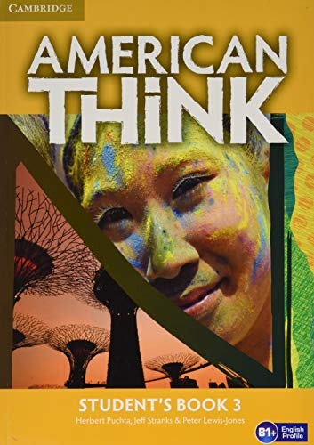 American Think Level 3 Student's Book