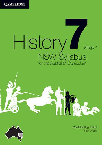 History NSW Syllabus for the Australian Curriculum Year 7 Stage 4 Bundle 5 Textbook, Interactive Textbook and Electronic Workbook