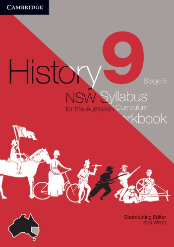History NSW Syllabus for the Australian Curriculum Year 7 Stage 4 Bundle 2 Textbook and Workbook