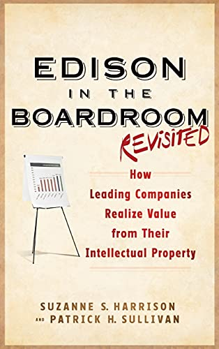 Edison in the Boardroom Revisited