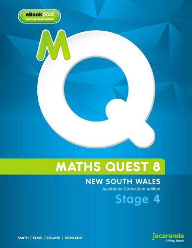 Maths Quest 8 for New South Wales