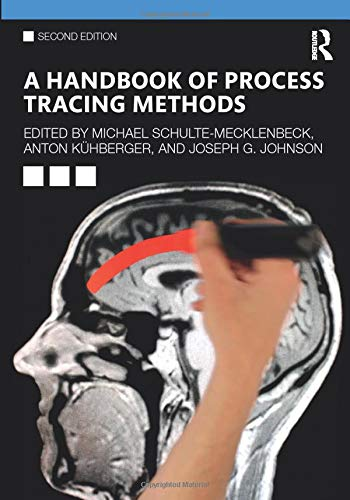A Handbook of Process Tracing Methods