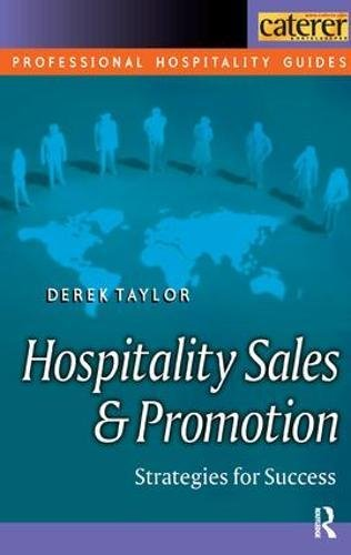 Hospitality Sales and Promotion