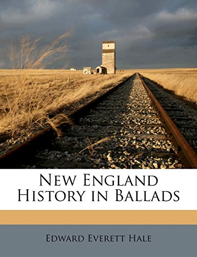 New England History in Ballads