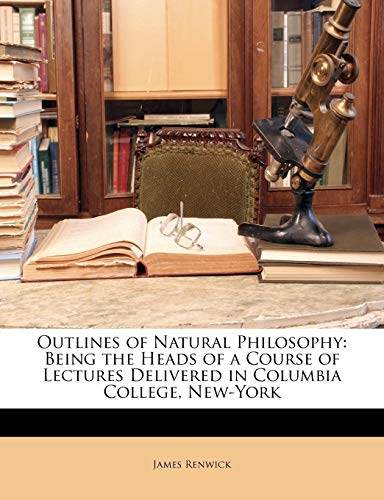 Outlines of Natural Philosophy