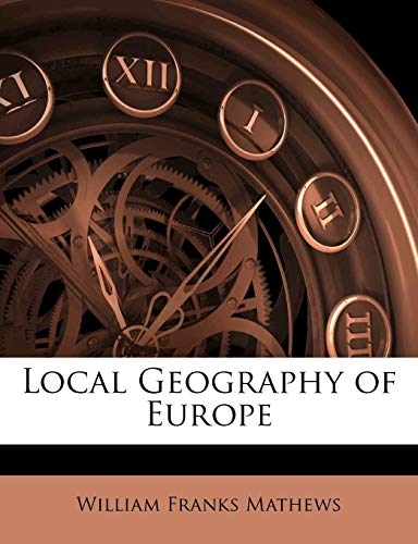 Local Geography of Europe