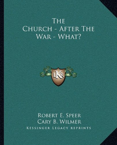 The Church - After the War - What?