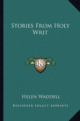 Stories from Holy Writ