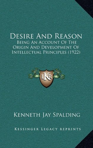 Desire And Reason